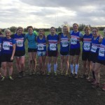 Majority of the Ladies Team