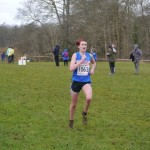 Sophie Crumly - Winner of the Senior Women's race
